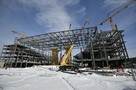 Универсиада-2023: в Екатеринбурге строят дворец водных видов спорта, какого не было ни на Урале, ни в Сибири