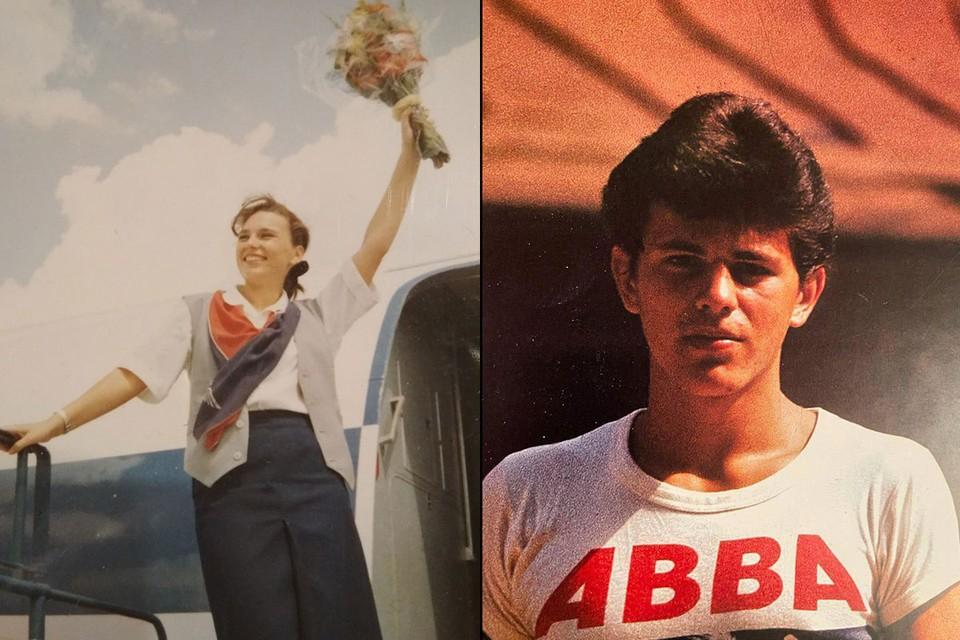 Ирина Сергунина была первой юношеской любовью Михаила Мишустина. Фото: Архив Ирины Сергуниной и архив семьи Михаила Мишустина
