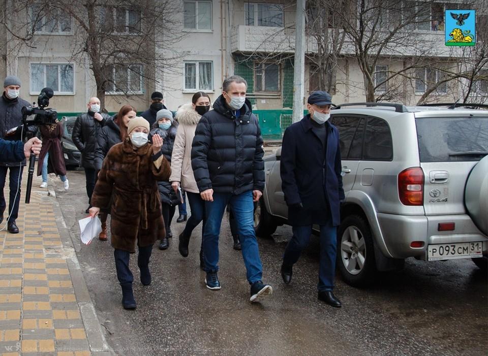 Фото: пресс-служба правительства Белгородской области.