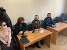 Мария Баталова поменяла адвоката и приехала в суд