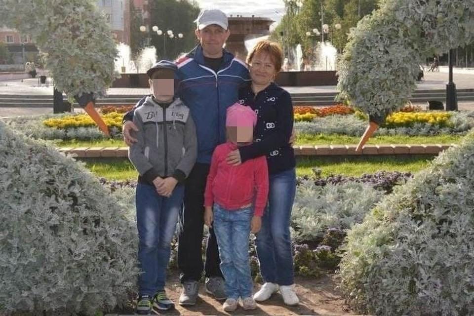 Совсем недавно это была обычная семья. Сейчас троих из них нет в живых, а четвертого разыскивает полиция. Фото: соцсети.