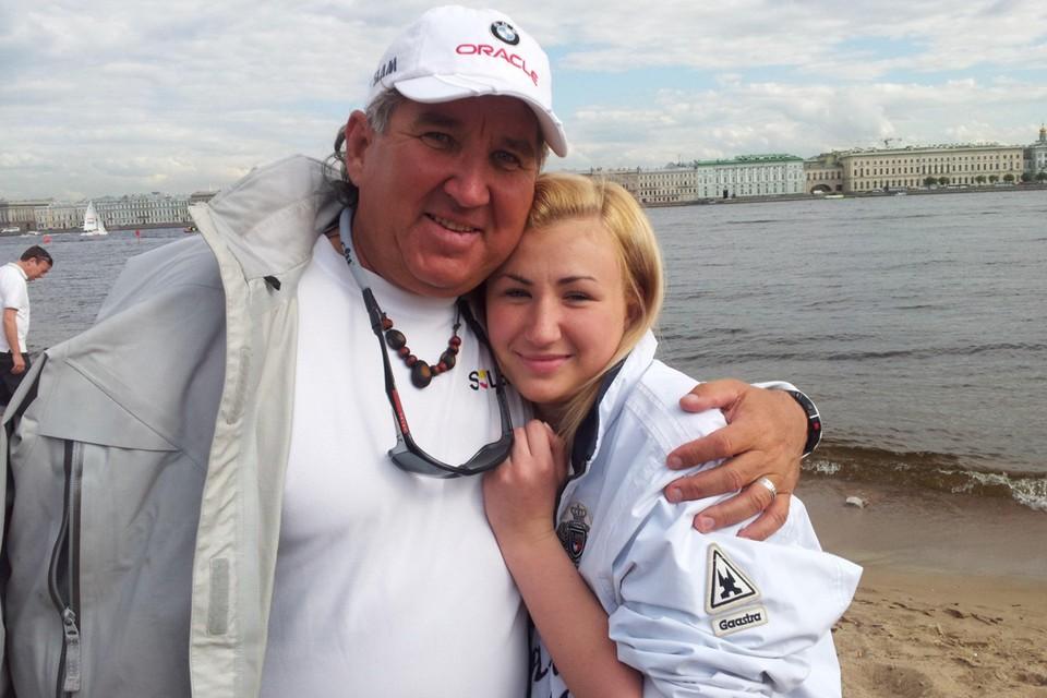 У последнего мужа Валентины Легкоступовой была тайная семья в Санкт-Петербурге