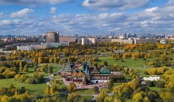 Южный административный округ (ЮАО) в Москве