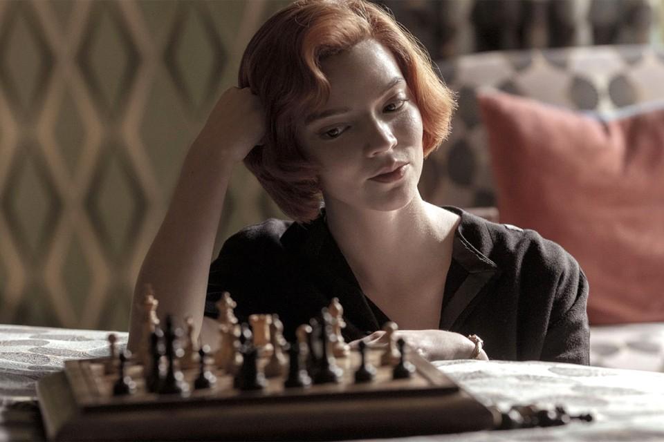 Сериал «Ход королевы» получил большое количество положительных отзывов.
