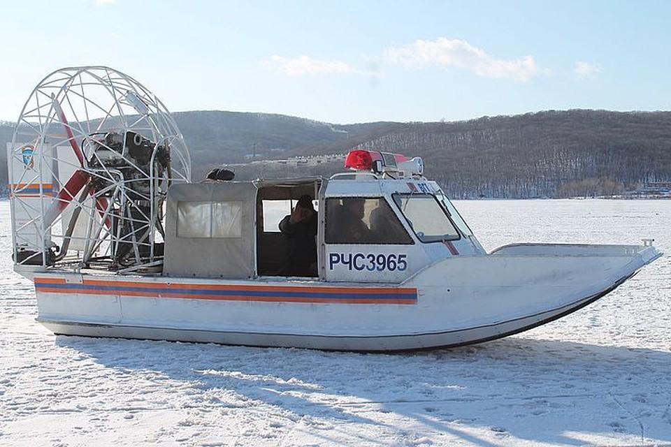 В Приморье развернута спасательная операция из-за пожара на судне