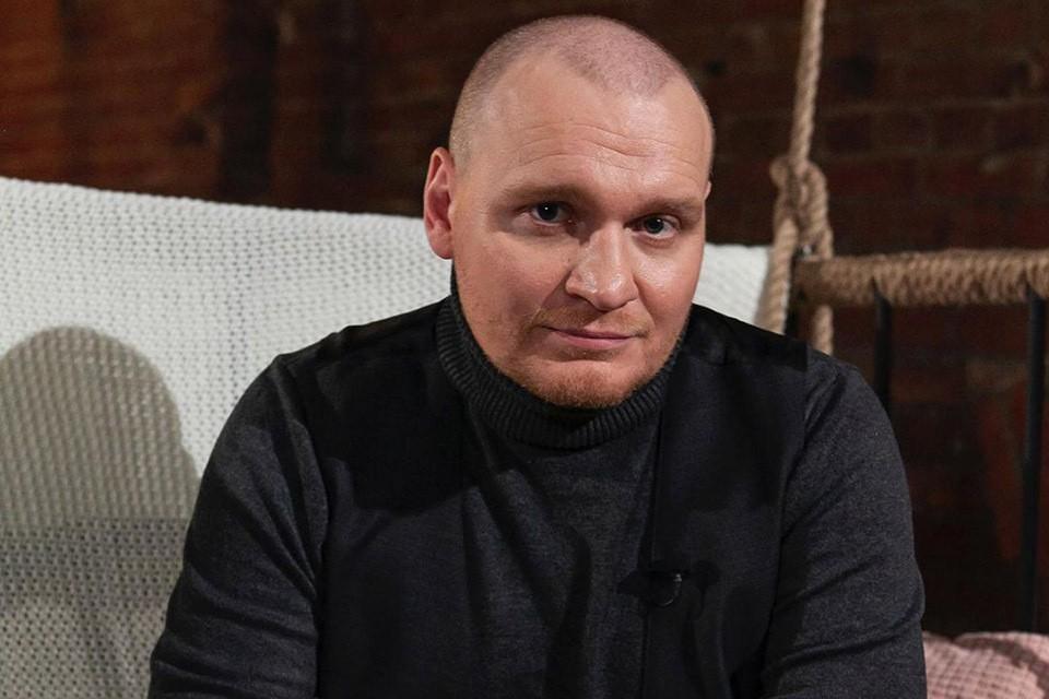Сергей Сафронов в феврале начал лечение.
