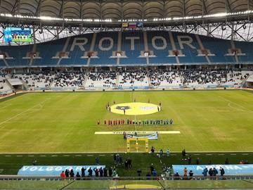 На победу не наиграли: матч «Ротора» и «Химок» завершился вничью
