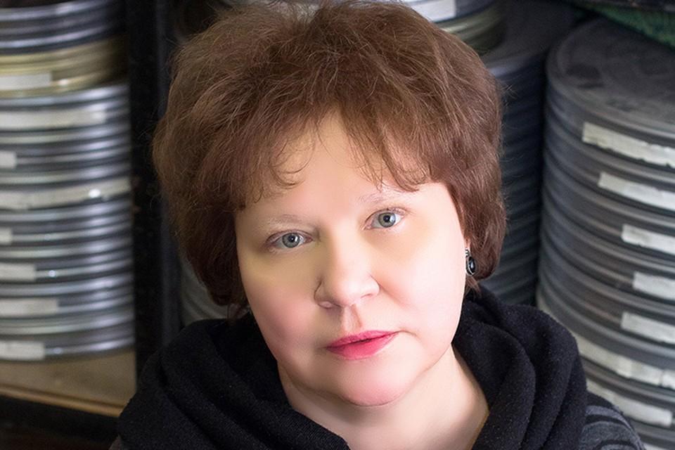 Ирина Евтеева придумала собственную кинотехнику. ФОТО: из архива Ирины Евтеевой