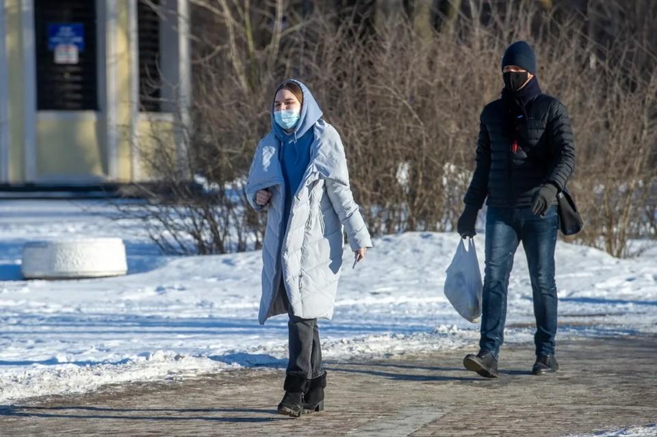 """Комсомолка"" собрала последние новости о коронавирусе в Санкт-Петербурге на 12 марта 2021 года."