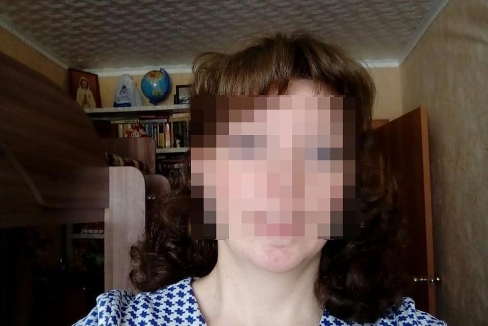 Учительница после скандала сменила место жительства. Фото: соцсети.