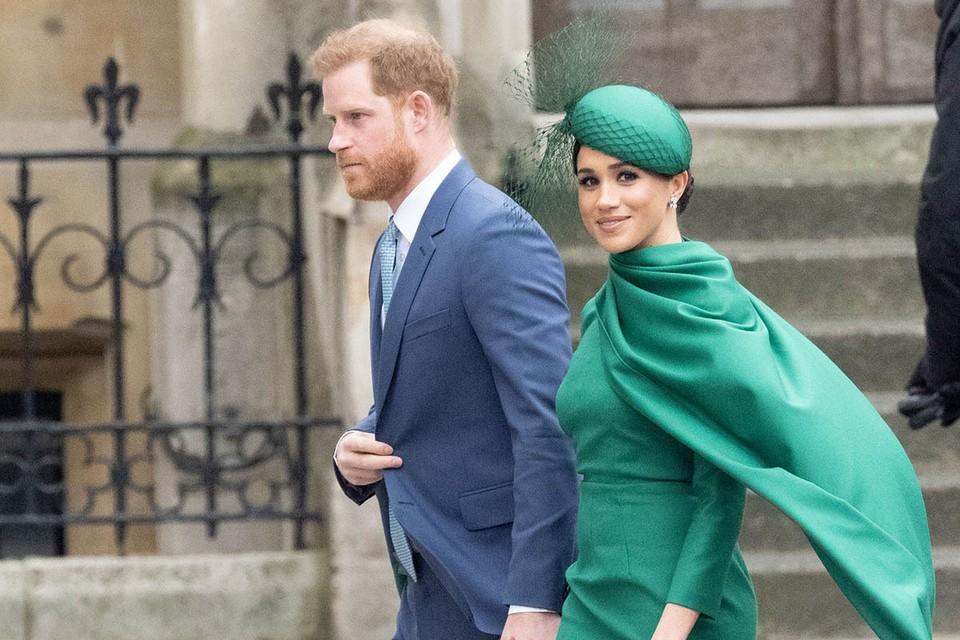 Рейтинг популярности Гарри и Меган среди британского народа резко упал