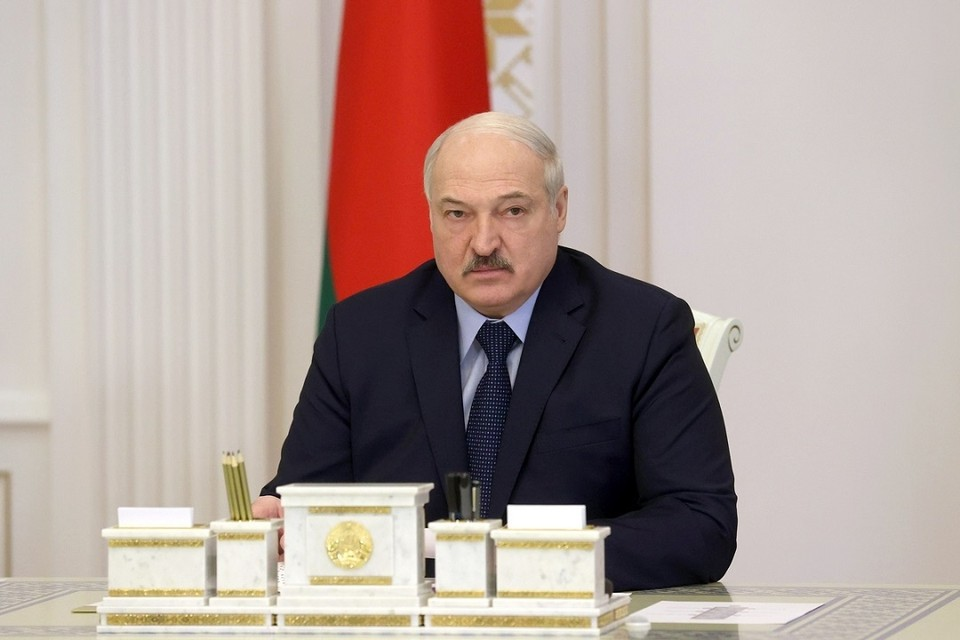 Лукашенко заявил, что в Беларуси для развития IT уже немало было создано. Фото: БелТА.