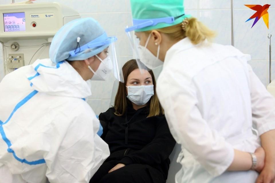 Пациенты во Франции болели всеми признаками коронавируса, а тест его все никак не подтверждал.
