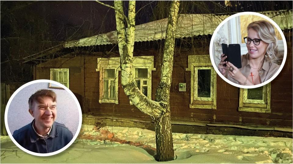 Во время общения с федеральной журналисткой Мохов был без маски и без сопровождающей его всюду полиции.