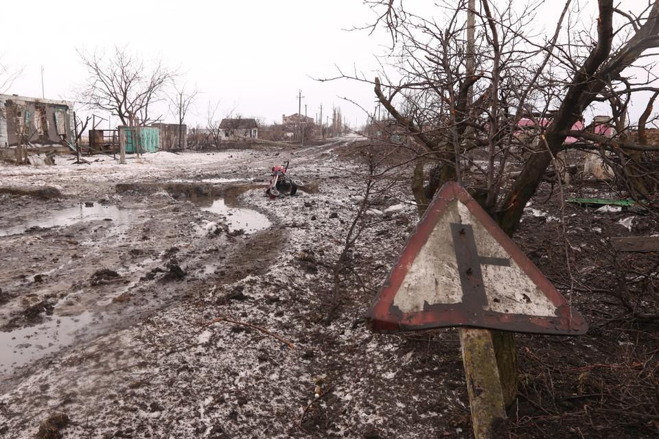 Украинские генералы в срыве планов обвиняют весну и распутицу.