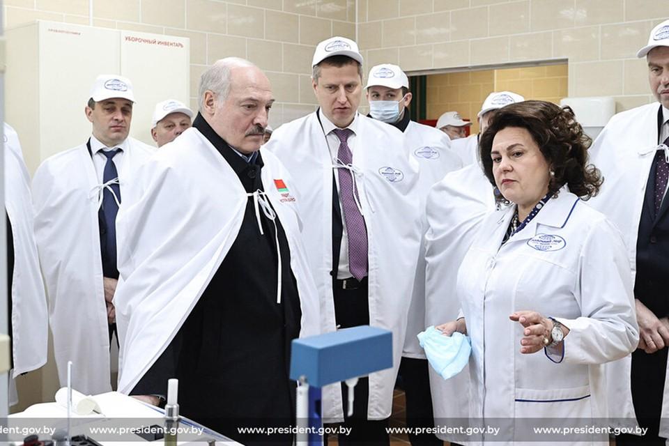 Лукашенко пообещал белорусам, что в стране будут другие президенты. Фото: president.gov.by