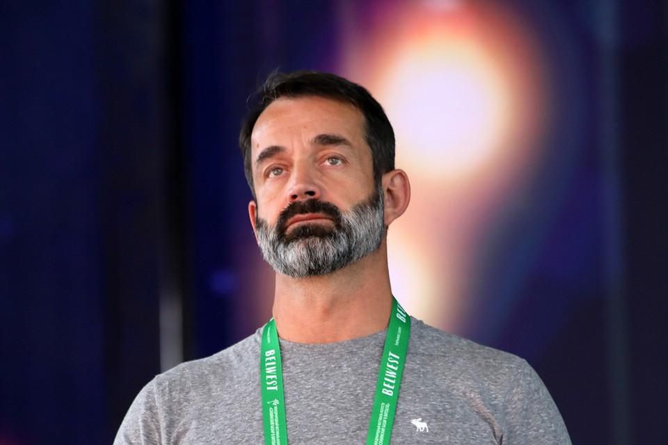 Актер Дмитрий Певцов