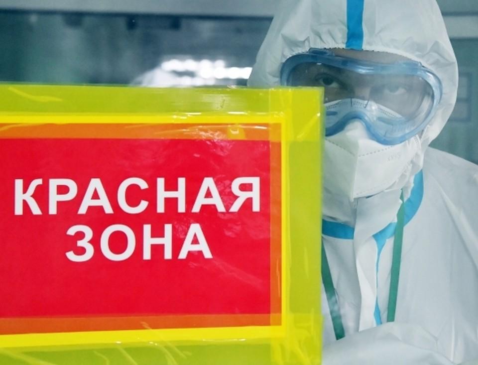 За сутки от коронавируса скончались 12 человек