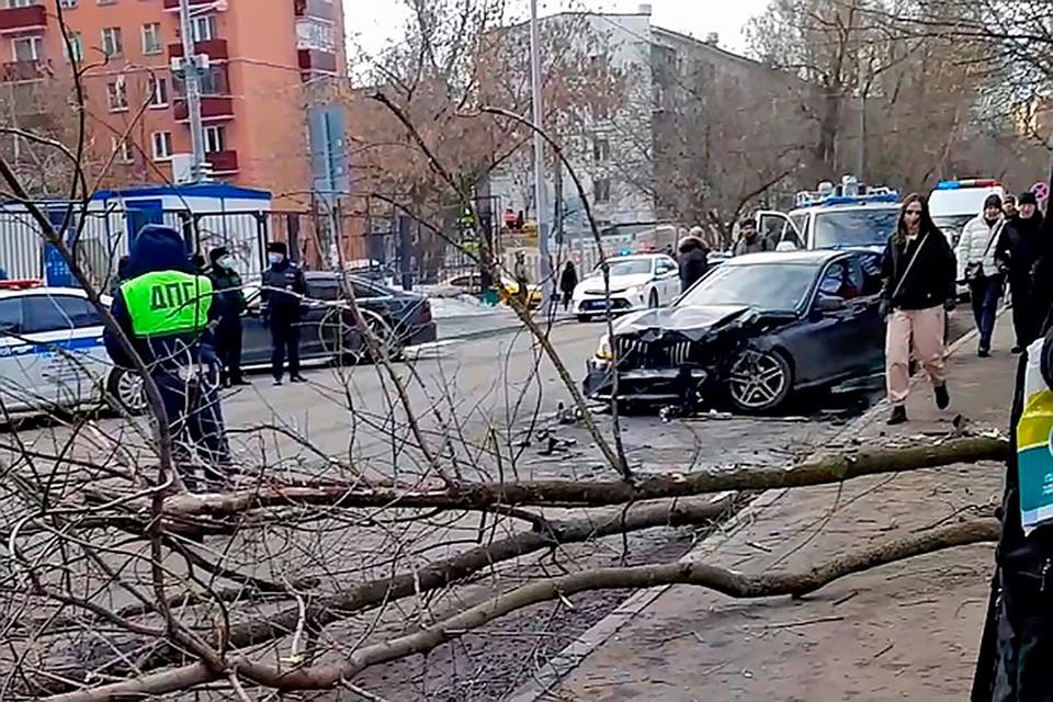 Хусен Сомон устроил 23 марта кровавое ДТП в Москве