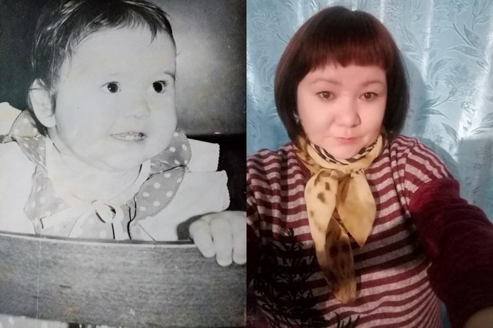 Сибирячку удочерили, когда ей было всего полгода. Фото: личный архив.