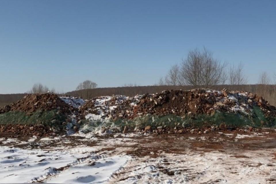 С начала 2021 года специалисты зафиксировали в городе 526 нарушений природоохранного законодательства. Фото: пресс-служба Министерства экологии и природных ресурсов Татарстана