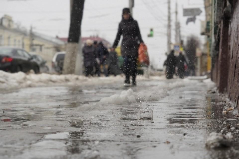 Прогноз погоды на 26 марта: +4 градуса, мокрый снег и ветер