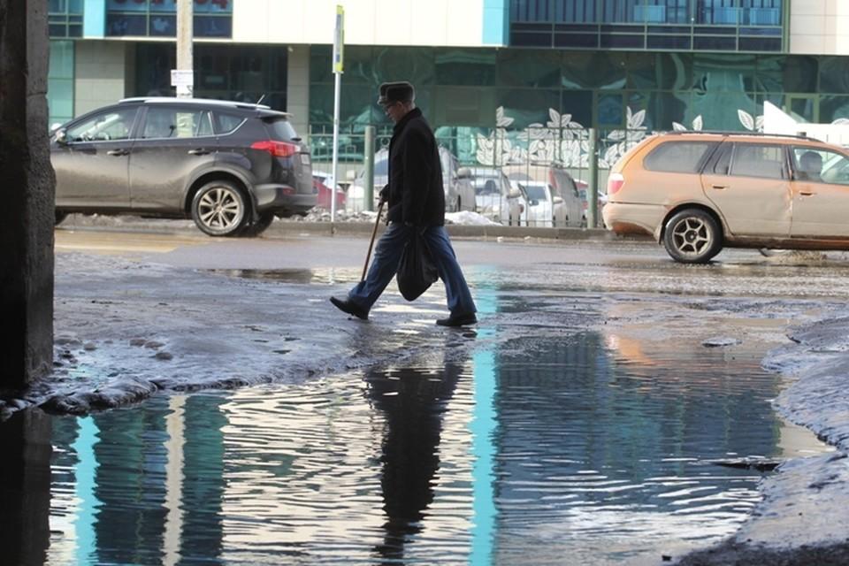 Погода в Иркутске: 28 марта ветер до 10 м/с