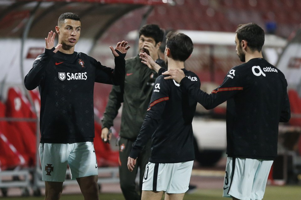 В игре «Группы А» Сербия – Португалия произошел скандал