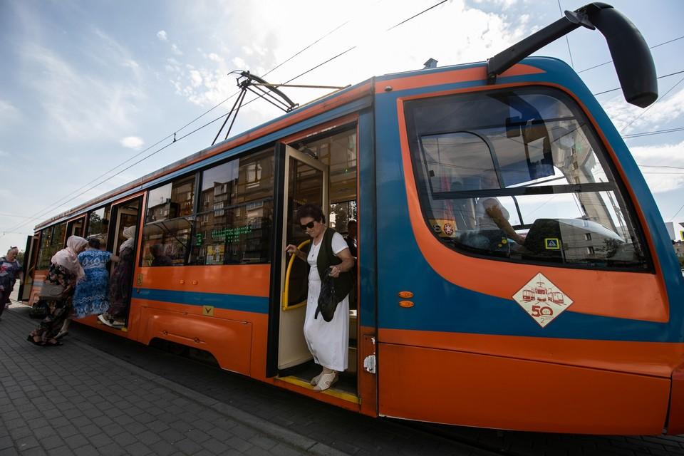 Все вагоны появятся в городе до конца 2021 года