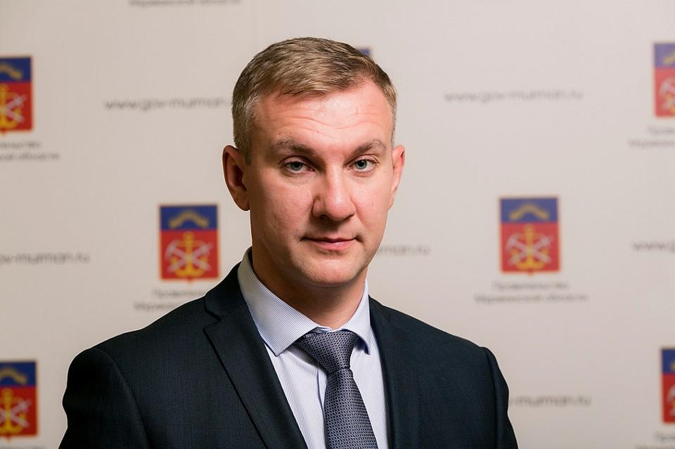 Вице-губернатор Дмитрий Филиппов ушел в отставку. Фото: правительство Мурманской области