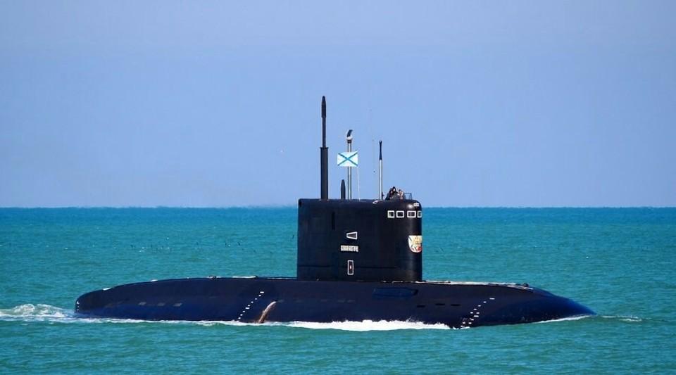 Стрельбы выполнялись практическими торпедами. Фото: минобороны РФ/ВКонтакте