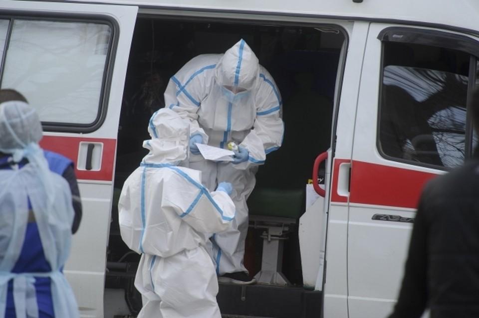 В больницах и стационарах с COVID-19 и пневмониями проходят лечение 1 316 человек
