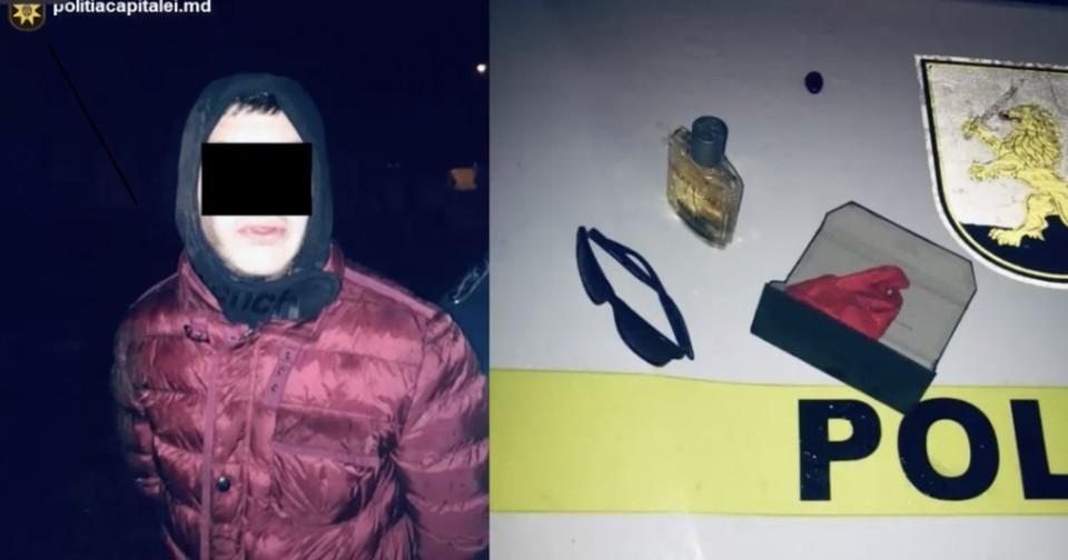 Подростка-грабителя задержали (Фото: столичная полиция).