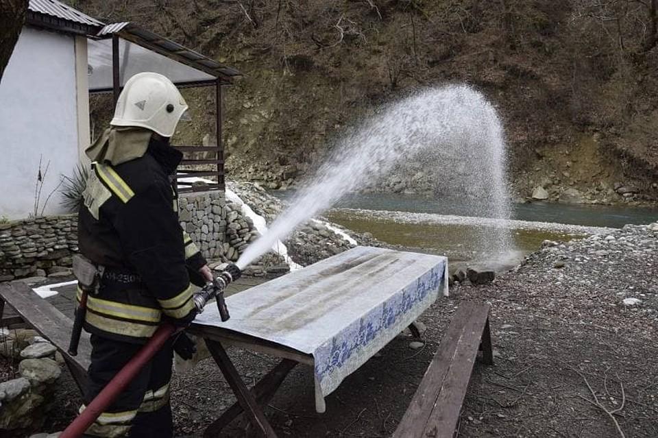 Фото: пресс-службы мэрии Сочи