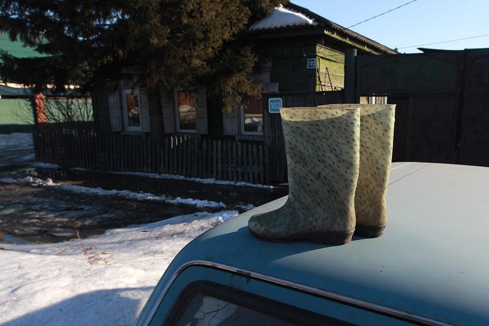 Погода в Иркутске: 30 марта пойдет мокрый снег