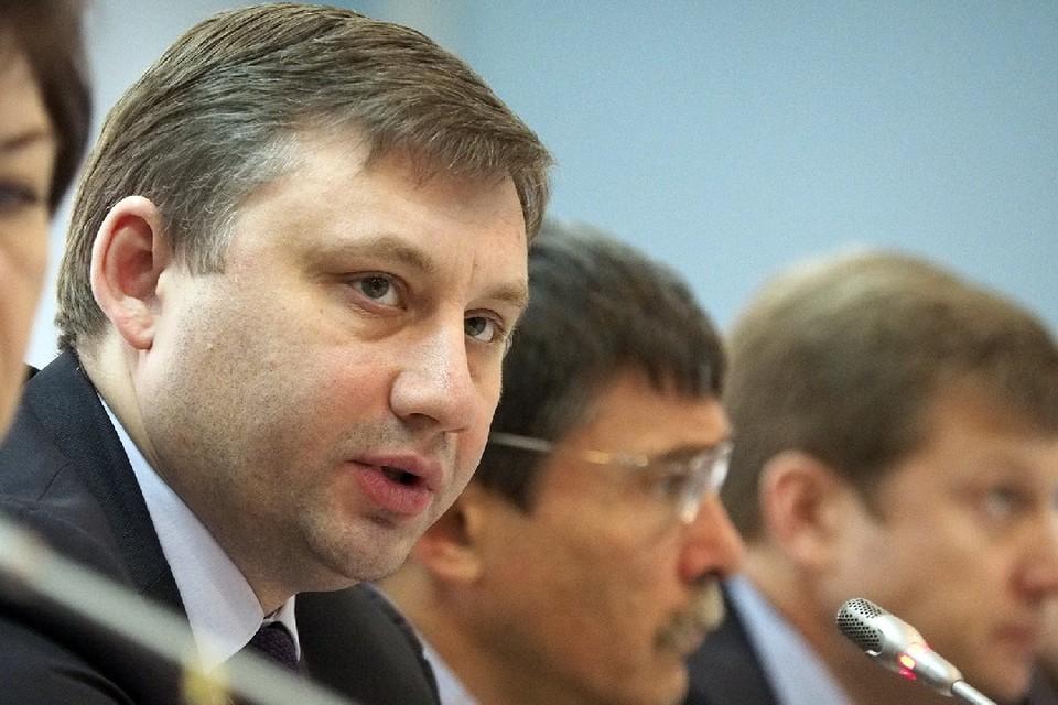 Роман Петрашов. Фото: пресс-служба Правительства СК