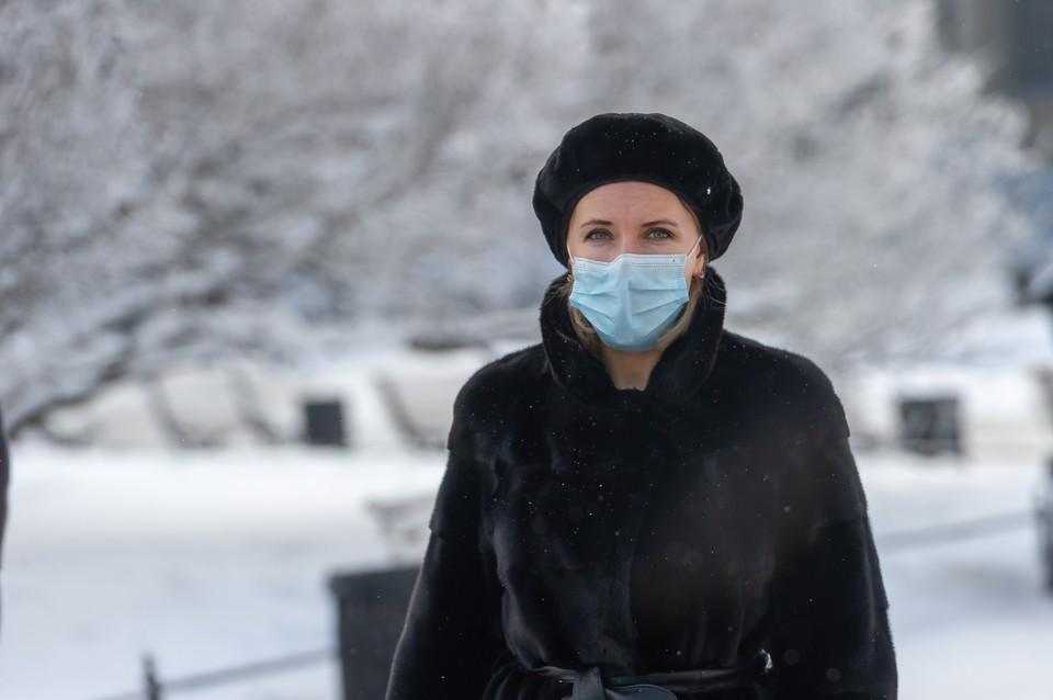 Температура в Кузбасс опустится до -18 градусов