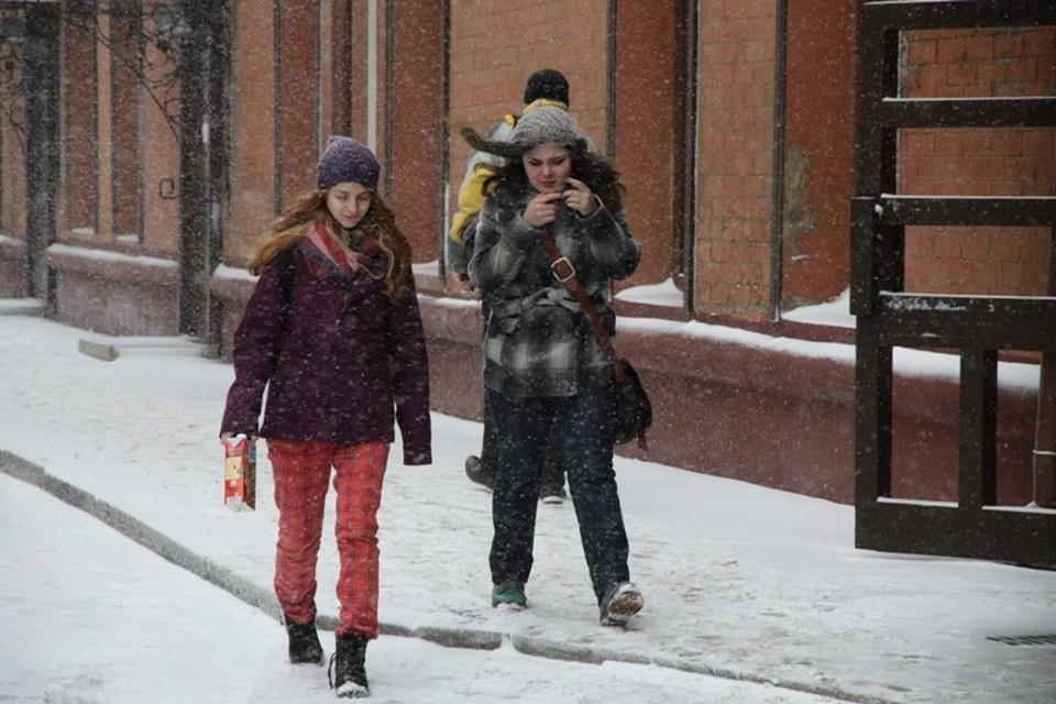 Погода в Иркутске: 31 марта возможны осадки