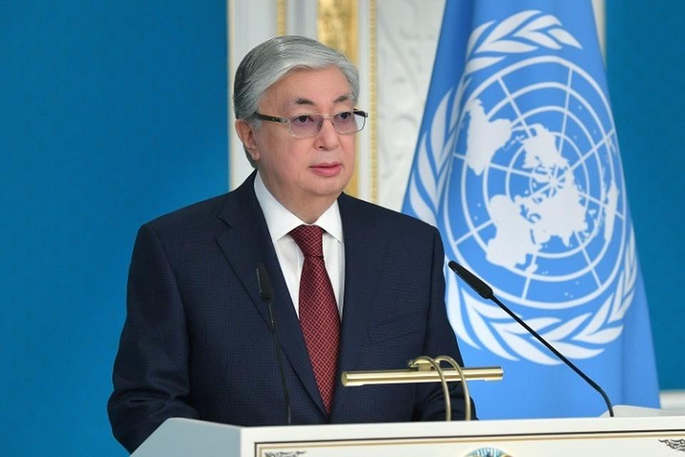 Глава государства высказал ряд практических предложений, направленных на уменьшение в странах РСНВМ финансового дефицита, вызванного последствиями пандемии.