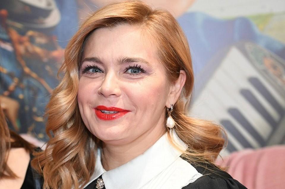 Ирина Пегова показала своих родителей и сестру.