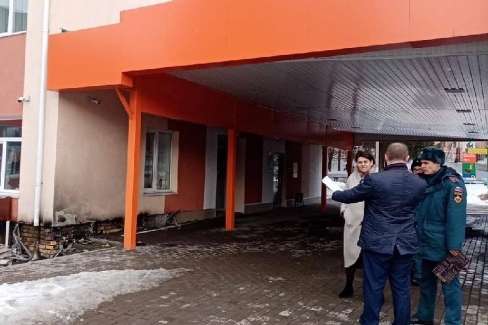 С места происшествия. Фото: прокуратура Татарстана