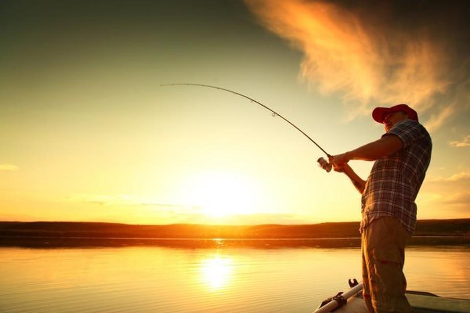 В Молдове с 1 апреля запретили рыбалку (Фото: depositphotos.com).
