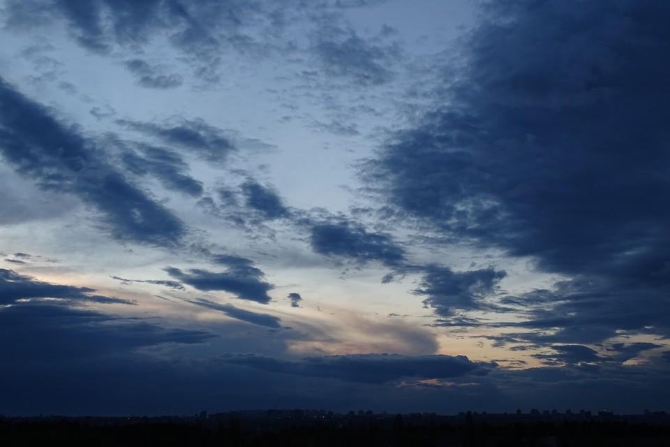 В Липецкой области ожидаются сильные порывы ветра