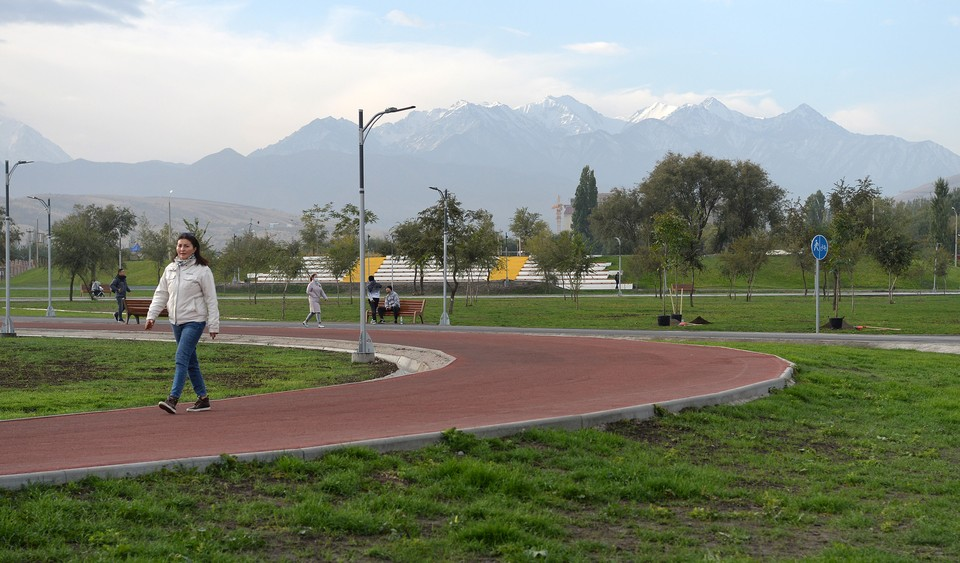 Мероприятие пройдет в городском парке «Адинай».