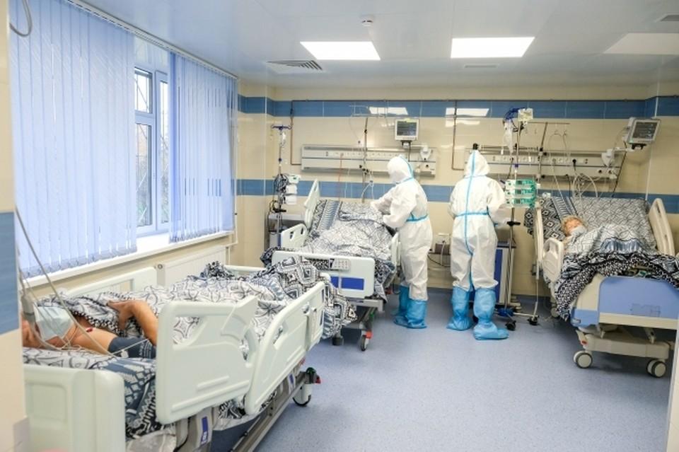 В Коми увеличивается число инфицированных коронавирусом