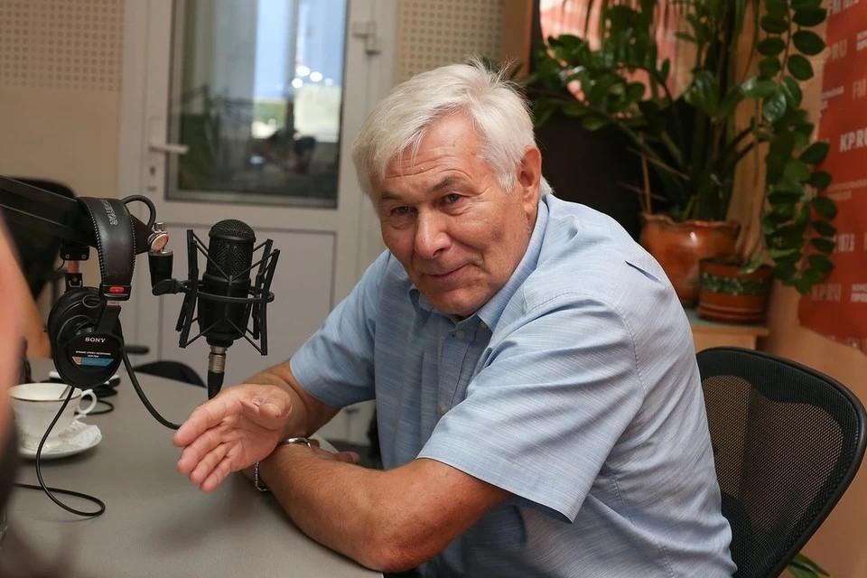 Оружейный конструктор из Удмуртии Владимир Ярыгин отмечает свой 71 день рождения