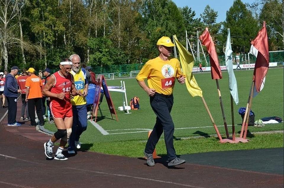 Многие жители региона выполнили норматив ГТО. Фото: sport.nso.ru
