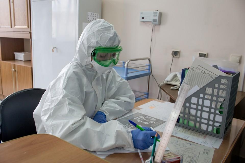 Все большое южноуральцев умирают непосредственно от коронавируса