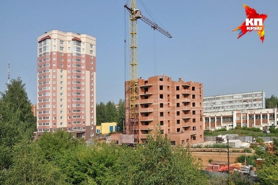 Первые жильцы смогут заехать в свои квартиры в 2024 году.