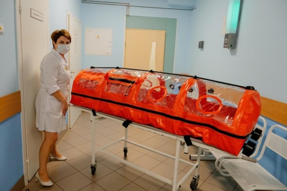 56-летняя женщина с коронавирусом скончалась в Кузбассе
